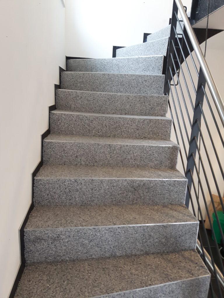 Großartig Wiehl Treppen Foto Von Microzement