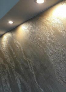 Wandverzierung Stonehng Beispiel1