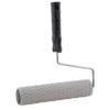 Strukturwalze BUZZ aus Silikon 8004 – Dekor Rolle Muster Wabe 250 mm