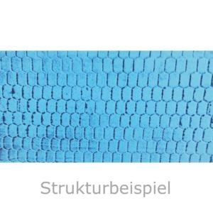 Strukturwalze BUZZ aus Silikon 8004 – Dekor Rolle Muster Wabe 250 mm Strukturbeispiel