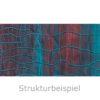 Strukturbeispiel von Strukturwalze mit CROCODILE Muster