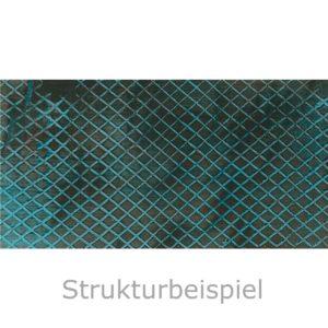 Strukturwalze NET aus Silikon 8002 – Dekor Rolle Muster Netz 250 mm Strukturbeispiel